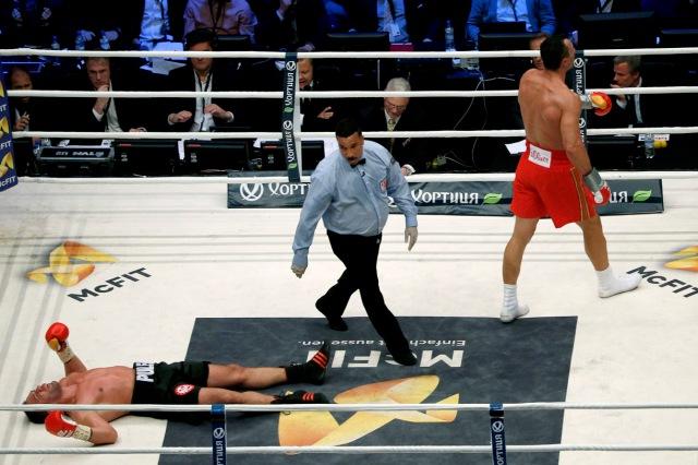 Wladimir Klitschko v Kubrat Pulev - IBF IBO WBA WBO Heavyweight World Championship